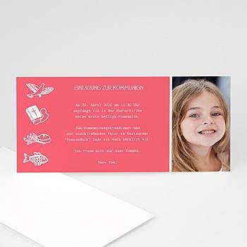 Einladungskarten Kommunion Jungen - Erstkommunion - 1