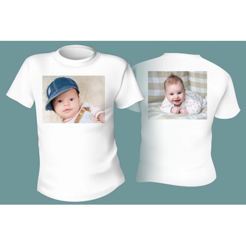 Tee-Shirt  - T-Shirt Mein Fotodesign 1 9209