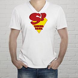 T-Shirt Geschenke Super Papa