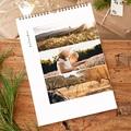 Extras Wandkalender schlicht schön