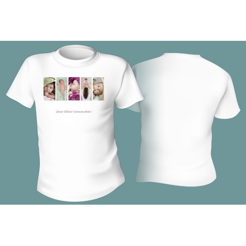 Tee-Shirt  - Mini Fotoserie 9272