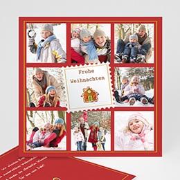 Neujahr Weihnachten Jahresrückblick