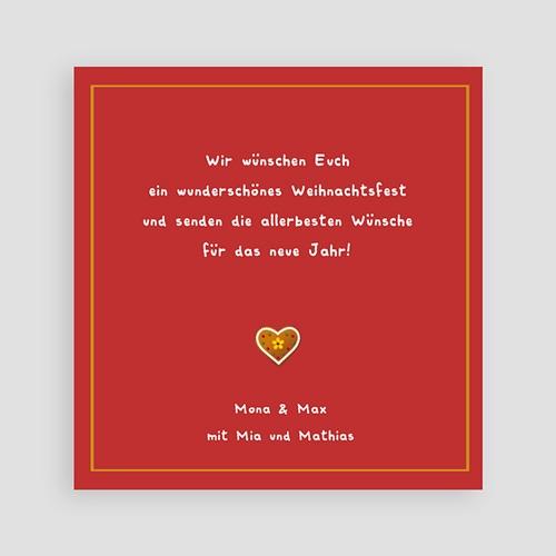Weihnachtskarten - Jahresrückblick 9277 preview