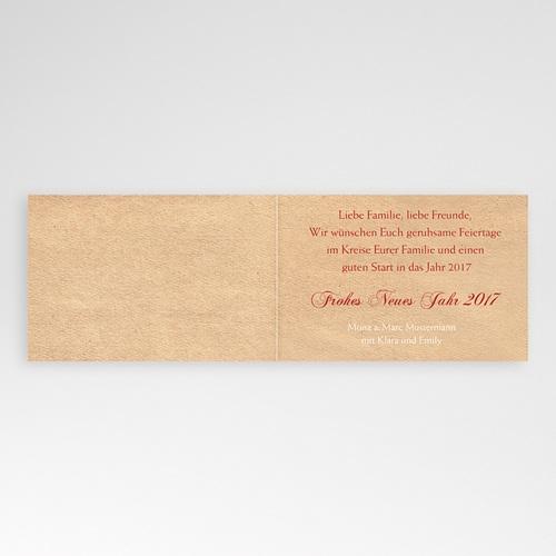 Weihnachtskarten - Weihnachtskarte Baum 9323 test