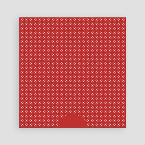 Weihnachtskarten - Lametta 9335 test