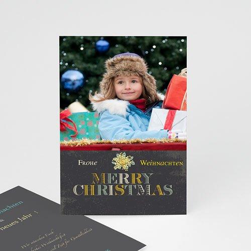 Weihnachtskarten Alles Liebe