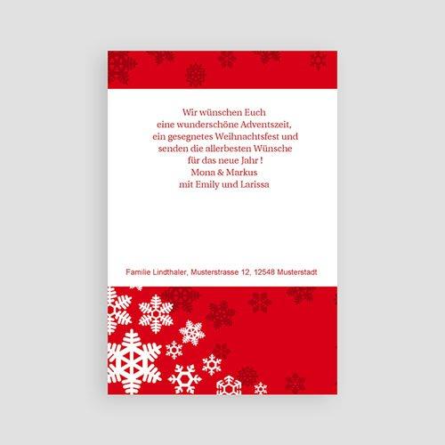 Weihnachtskarten - Heiliger Abend 9397 test