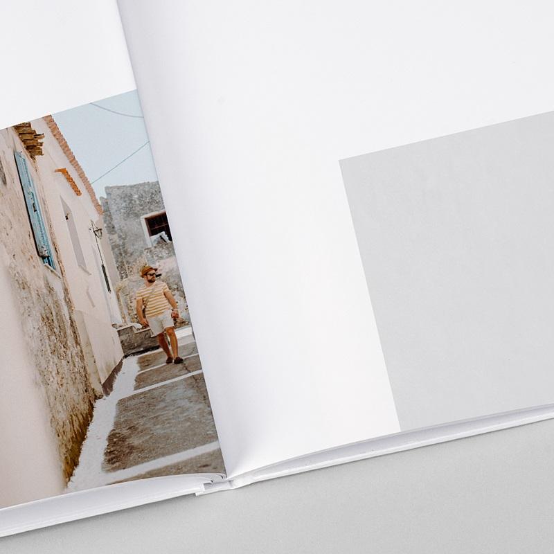Fotobuch Natural Square Natur, quadratisch, 20 x 20 cm