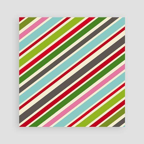 Weihnachtskarten Pastell pas cher