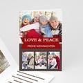 Weihnachtskarten - Patchwork 9416 test