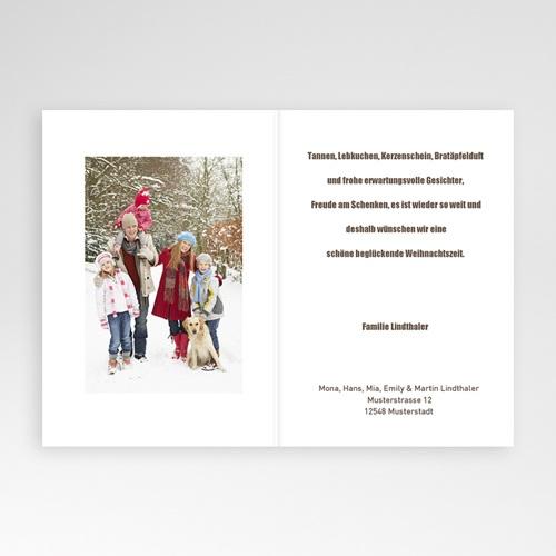 Weihnachtskarten - Patchwork 9417 preview