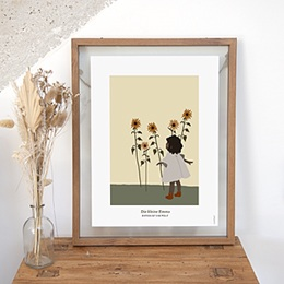 Plakate - Emma, 30 cm x 40 cm - 0