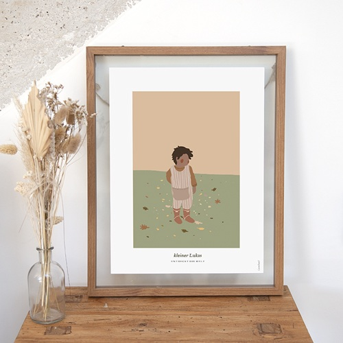 Plakate Lukas, 30 cm x 40 cm