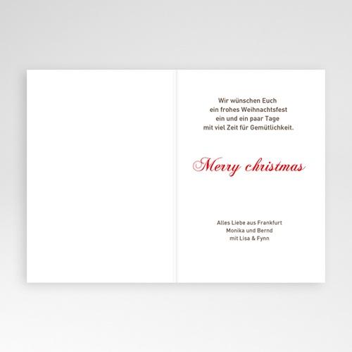 Weihnachtskarten - Spekulatius 9448 test