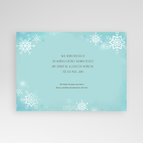Weihnachtskarten - Bildreich 9460 test