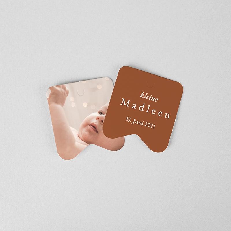 Geburtskarten 3 Kinder, ältere Geschwister, braun/blond gratuit