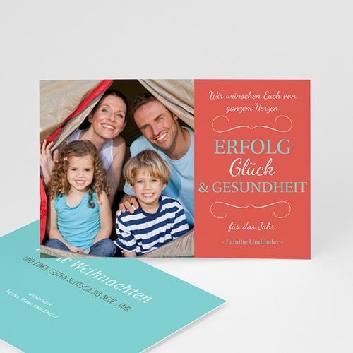 Weihnachtskarten - Neujahrswünsche 9482
