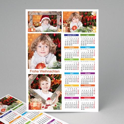 Jahresplaner - Merry Christmas 9509