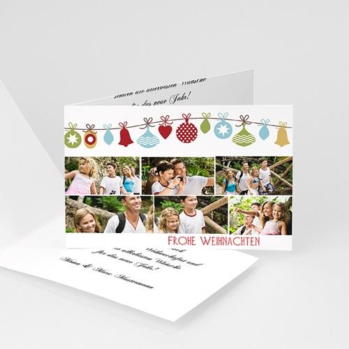 Weihnachtskarten Christfest