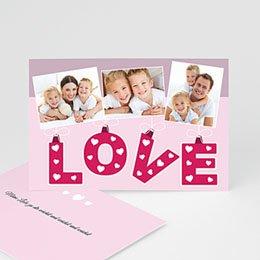 Karten Valentinstag Love