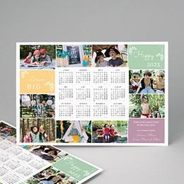 Jahresplaner Das ganz Jahr in Bildern