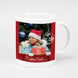 Fototassen Weihnachten Stilvoll