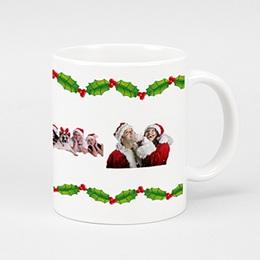 Fototassen Weihnachten weihnachtlich und schlicht