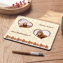 Foto-Mousepad Lebkuchen