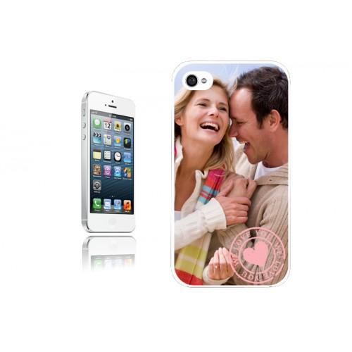 iPhone Cover NEU - iPhone 5 Case weiss 9599