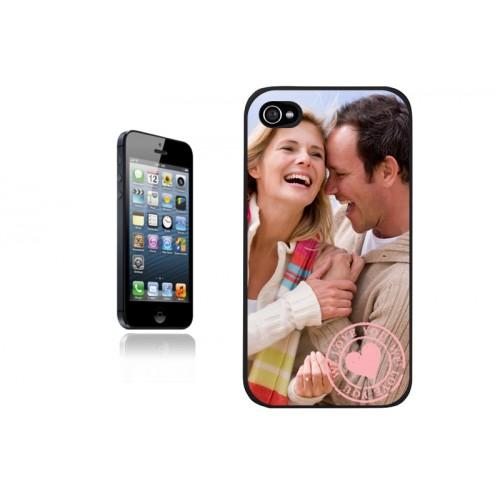 iPhone Cover NEU - iPhone 5 Case schwarz 9601