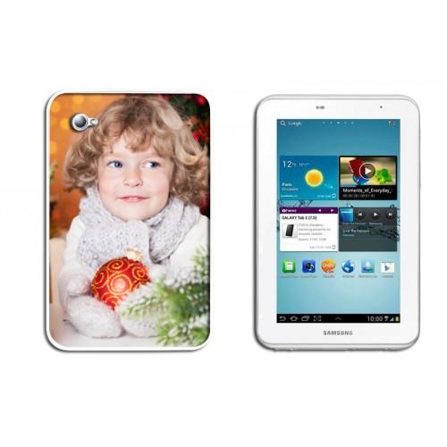 iPhone Cover NEU - Case Galaxy Tab 3100 weiss 9613