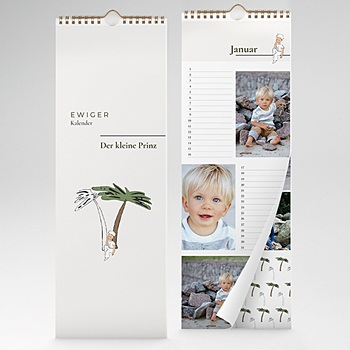 Fotokalender Der Kleine Prinz - L'oasis du Petit Prince - 0