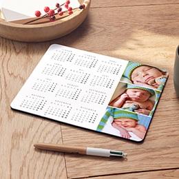 Foto-Mousepad Wandkalender