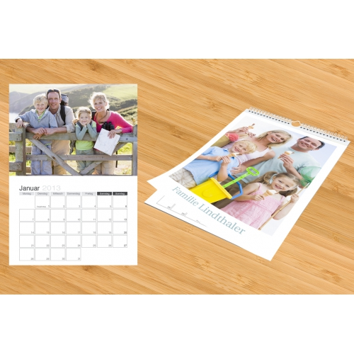 Wandkalender 2018 - Wandkalender pro 9687