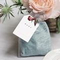 Tischnummer Hochzeit Roter Blumenstrauß, Gast gratuit
