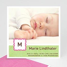 Babykarte - 1