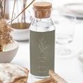 Flaschenetiketten Hochzeit Ölzweig, Papierstruktur, Wein gratuit