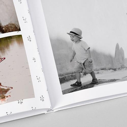 Fotobücher Die Entdeckung eines kleinen Prinzen, Mein Fotoalbum