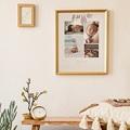 Plakate Wäscheleine Rosa, Mehrfachbilder