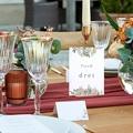 Tischnummer Hochzeit Silbertaler Krone, 3-er Satz pas cher