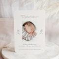 Geburtskarten Wäscheleine Matrose, 16.7 x 12 cm pas cher