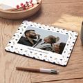 Personalisierte Foto-Mousepad Fan des besten Papas der Welt