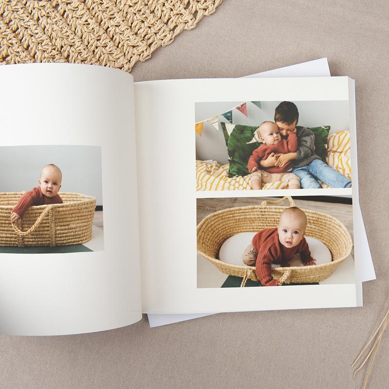 Fotobücher Geschichte meiner Kindheit