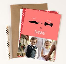 Alle Dankeskarten Hochzeit