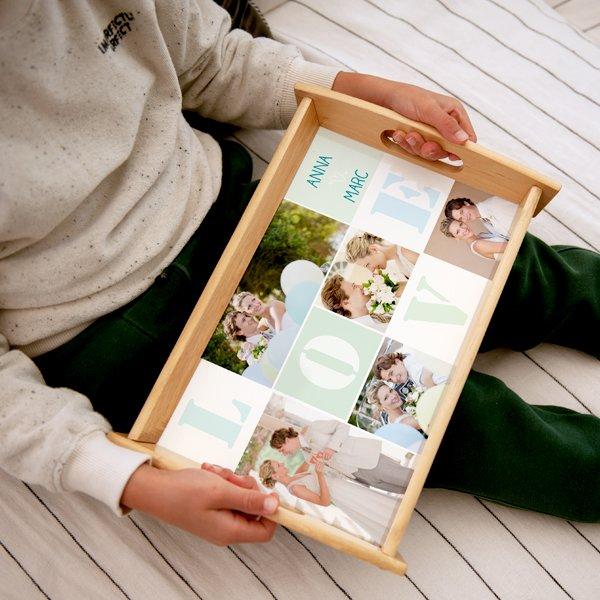 Foto-Tablett