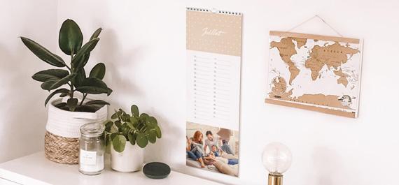 Wandkalender 2018