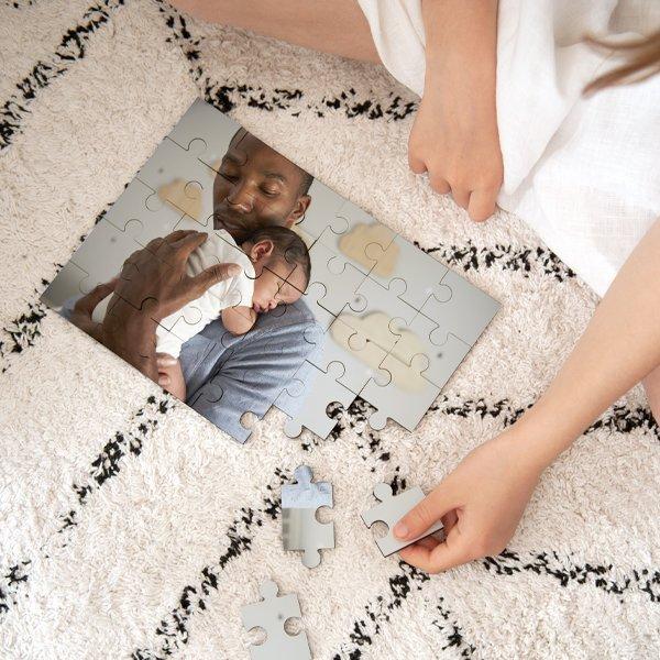 Personalisierte Foto-Puzzle