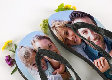 Personalisierte Flip-Flop