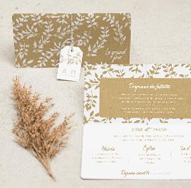 Einladungskarten Landhochzeit