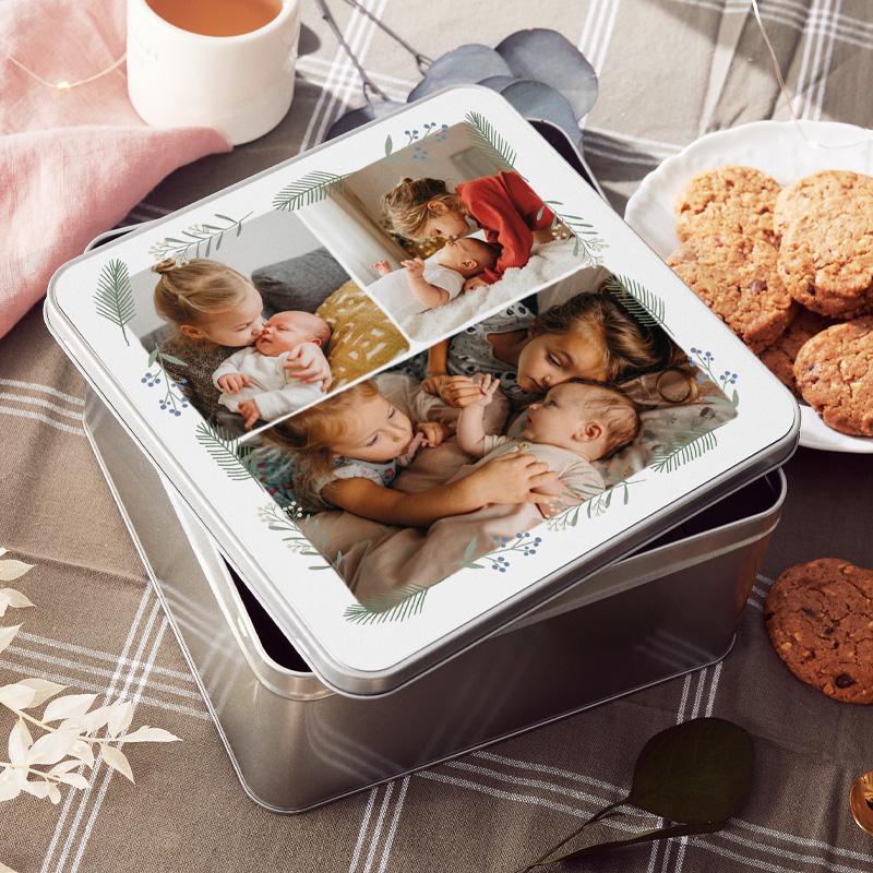 Weihnachten Personalisiertes Fotogeschenk